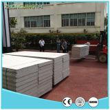 El panel del cemento del EPS y de emparedado de Rockwool para la casa prefabricada