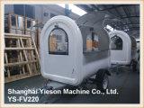 Automobile mobile della cucina del rimorchio standard australiano degli alimenti a rapida preparazione Ys-Fv220