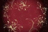 Тип лилии конструкции более дешевого цены новый для домашней картины маслом украшения (No модели: Hx-3-017)