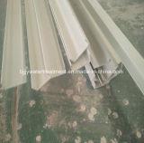 Feixe de PRFV GRP perfis de plástico reforçado com fibra de vidro/canal de PRFV /Rod