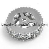 Monili di modo del branello del cranio dell'argento sterlina 925