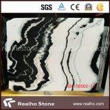 壁のためのイタリアの白い大理石の石造りの白い大理石の平板かフロアーリングまたはカウンタートップ