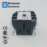 El contactor de 3 polos UL Contactor Dp Contactor de iluminación