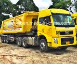 De Op zwaar werk berekende Vrachtwagen Op lange afstand van de Tractor FAW 420HP