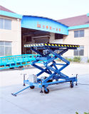 La antena movible Scissor Manlift (SJY1-2.1)