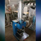 Cylindre de pression pneumatique Hot Foil Pressing Logo Embossing Pattern Grave Machine