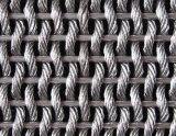 [ستينلسّ ستيل] يحاك كبل معدن شبكة لأنّ زخرفة