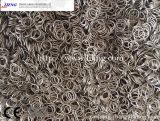 Soldeerde de SGS/Ce zilveren-Gebaseerde Legering de Draad/de Ring van het Soldeersel