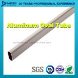 De Garderobe van het aluminium hangt het Ovale Geanodiseerde Profiel van de Uitdrijving van het Aluminium van de Buis