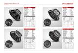Xs21ND-1 21inch Compacte 1200RMS Professionele Luidspreker Subwoofer voor Stadium