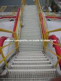 Grating dos passos de escada FRP de FRP/GRP