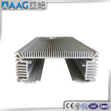 Radiateur en aluminium d'OEM de profil d'extrusion personnalisé par modèle différent