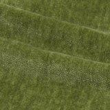 Tela contínua da cortina do escurecimento do Chenille do estilo limpo moderno (14F0065)