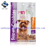 8-Side Seal Resellable Aluminized Pet Food Bag