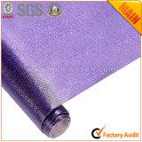第37暗い紫色の薄板にされたファブリック