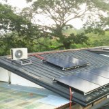 Миниой кондиционер разделения установленный стеной солнечный приведенный в действие с 9000-24000BTU