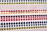 Flanela impressa do poliéster/tela coral do velo - 16050-4 1#