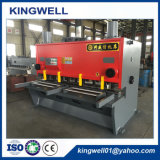 Plaque de métal en cisaillement de la guillotine hydraulique de la machine pour la vente (QC11Y-16X2500)