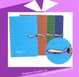Notebook de capa PU clássico com logotipo para promoção (N-02)