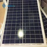 Poly 30W Chine a fait à boîte de vitesses élevée le panneau solaire