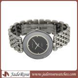 Het Waterdichte Horloge van uitstekende kwaliteit van het Roestvrij staal van het Kwarts van Vrouwen