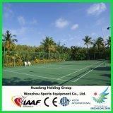 Binnen/Openlucht RubberBevloering, de Oppervlakte van het Hof van het Badminton