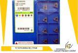 Kyocera Tcmt110204-Hq Tn60 Inserto di giro per l'inserto del carburo dello strumento per tornitura