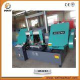 Американское машинное оборудование Sawing колонки рынка Gk4240 двойное с стандартом Ce