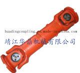 Doppie aste cilindriche di azionamento del cardano della flangia di SWC285-Bf