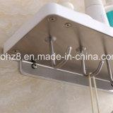 Gemakkelijk om Opgezette ABS van het Gat Muur Plank met het Rek van de Handdoek te installeren (schreeuw 04)