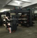 Machine d'impression flexographique à grande vitesse d'imprimante de cuvette de papier de machine d'impression de Flexo de papier enduit de qualité