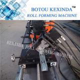 A quilha de aço clara galvanizada 50&100 enche a canaleta de aço do perfil C de C que faz a máquina