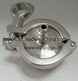 Fabricado en China de acero inoxidable sanitario la válvula de retención de no retorno de aire