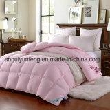 Do ganso Comforter branco luxuoso para baixo