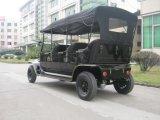 電気クラシック8のシートの乗客モデルT車