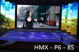 HD SMD P6 color al aire libre Pantalla LED