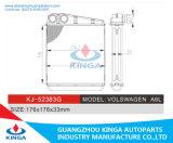 Het koelen van de Efficiënte Warmtewisselaar van de Radiator van het Aluminium Volswagen A6l