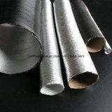 Tubazione di alluminio dello scudo termico dell'aria calda termica flessibile di Insulaton