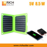 миниый портативный солнечный генератор электрической системы 5V (8.5W)