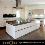 カスタム光沢度の高いラッカー食器棚Tivo-0006V