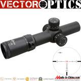 Portata ottica del fucile 1-8X 26mm Riflescope 1-8X26 Ffp di Artemis 1-8 del fornitore dell'OEM Cina con primo colore rosso dell'aereo focale & Vtc-1 il reticolo illuminato visione notturna 35mm