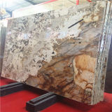 Hot Sale Arte moderna Cold Stone Marble Slab Complex Marble Slab