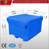 고품질 PU 물고기 얼음 냉각기 수송 상자