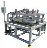 Máquina para estirar y ablandar cuero del calor para el proceso que ensambla plástico