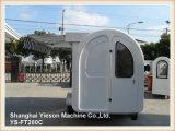 Ys-FT280c Multifunktionsschnellimbiss-mobiler Küche-Schlussteil-bewegliche Küche Van
