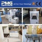 Macchinario semi automatico di imballaggio con involucro termocontrattile per la linea di produzione