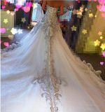 2017 шнурок a - линия Bridal платья венчания Z003