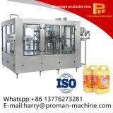 Einfacher Geschäfts-automatischer reinigender Stau-flüssige Füllmaschine