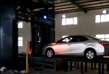 Máquina de raios X Sistema de Digitalização de veículo automóvel de passageiros do Sistema de Digitalização