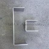 Алюминиевая часть вырезывания лазера для украшения